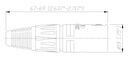 NC3MX-B NEUTRIK