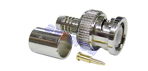 BNC 5C 커넥터 5C(RG-6) Tool 압착용