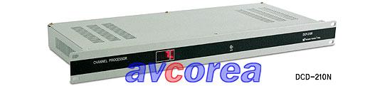 DCD-210N 채널 프로세서