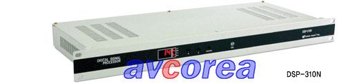DSP-310N 디지털프로세서(입.출력 가변형)