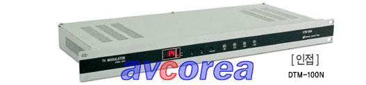 채널가변형 DTM-100N [인접모듈레이터] Modulator