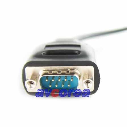 [avcorea]USB 시리얼/페러렐 컨버터 콤보형(RS232/DB25)
