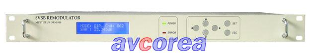 [AVCOREA]DRM-510 8VSB Remodulator 리모듈레이터