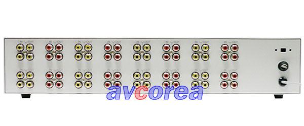 [AVCOREA]BKD-1308AV A/V 1 X 3 X 8 그룹분배기