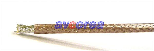 [AVCOREA]RG-179 제작케이블(75Ω) - RF동축케이블