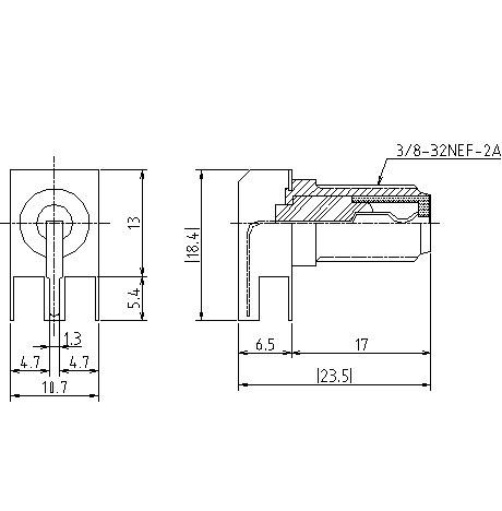 [AVCOREA]F-BL 기판작업용 커넥터