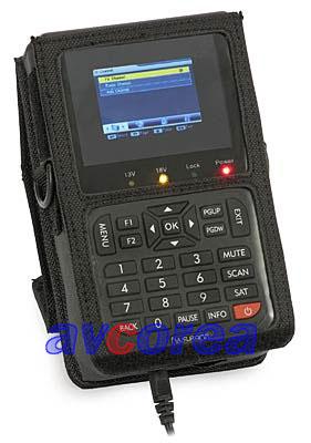 [AVCOREA]WS-1000 위성신호계측기[Satellite meter/Satellite finder]